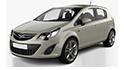 Redukční rámečky k autorádiím pro Opel Corsa D