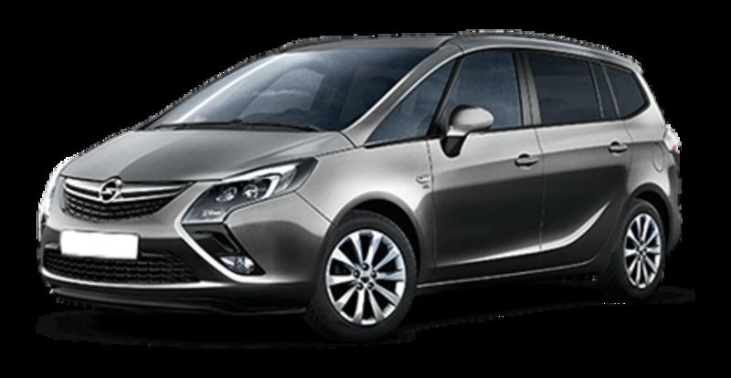 Opel Zafira A, B