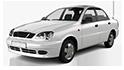 Redukční rámečky k autorádiím pro Daewoo Lanos