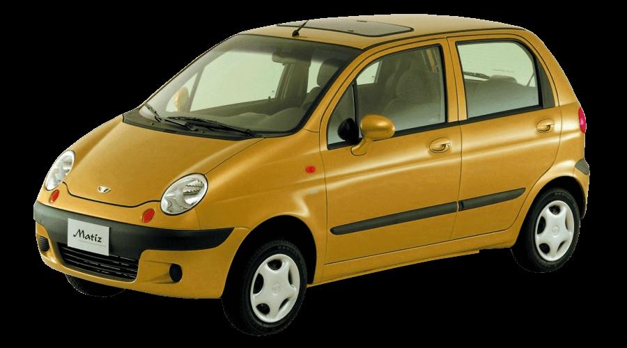 Redukční rámečky k autorádiím pro Daewoo Matiz