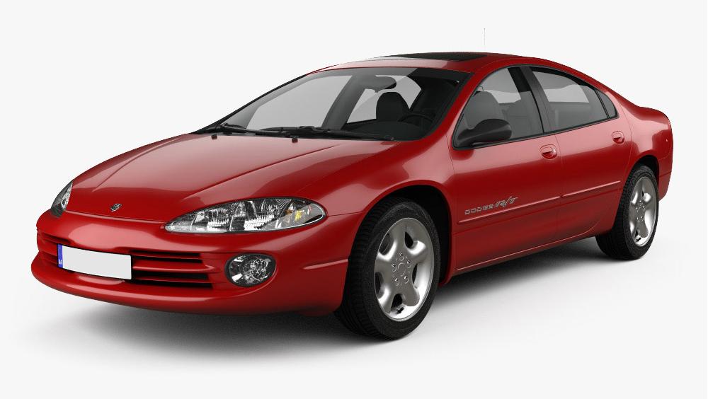 Redukční rámečky k autorádiím pro Dodge Intrepid