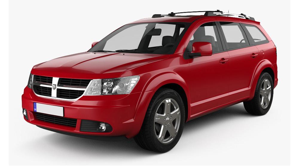 Redukční rámečky k autorádiím pro Dodge Journey