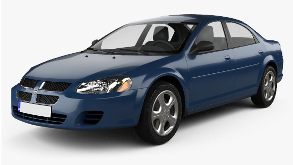 Redukční rámečky k autorádiím pro Dodge Stratus