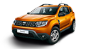 REPRODUKTORY DO DACIA DUSTER (2010-)