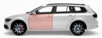 Odhlučnění dveří auta