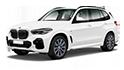 REPRODUKTORY DO BMW X5 - E53 (2000-2006)