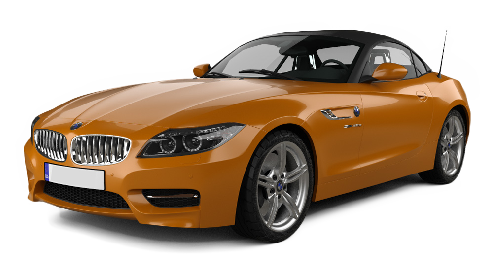 Mdf podložky pod reproduktory do BMW Z4