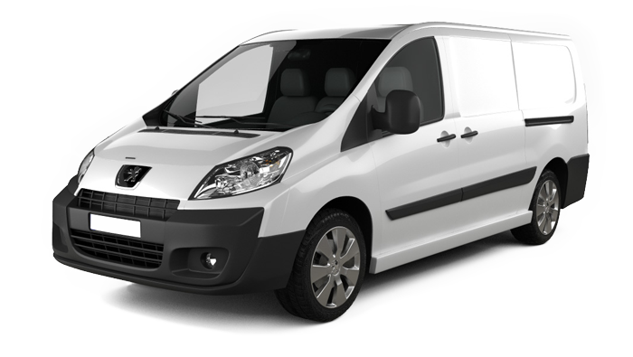 Repro podložky MDF pro vozy Peugeot Expert