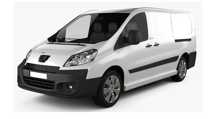 Redukční rámečky k autorádiím pro Peugeot Expert