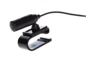Mikrofony k autorádiím