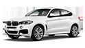 REPRODUKTORY DO BMW X6 - F16 (2014-)