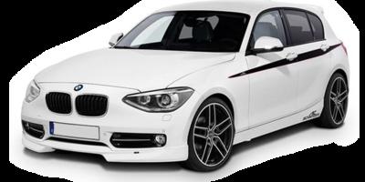 Mdf podložky pod reproduktory do BMW 1ER