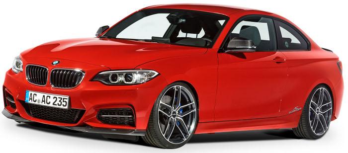 BMW 2 (F22, F23)