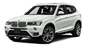 Redukční rámečky k autorádiím pro BMW X3