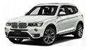 REPRODUKTORY DO BMW X3 - F25 (2011-2017)