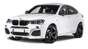 REPRODUKTORY DO BMW X4 - F26 (2014-2018)