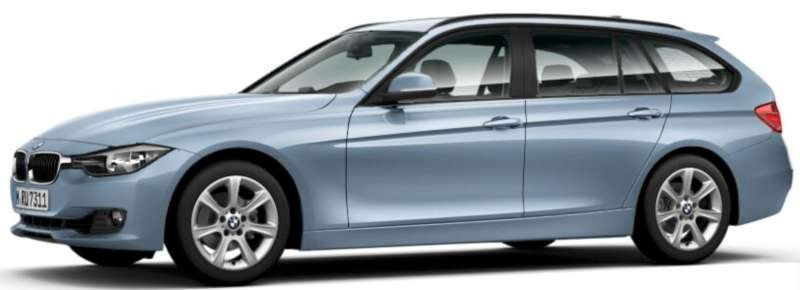 BMW 3 (F30, F31, F34, F35)