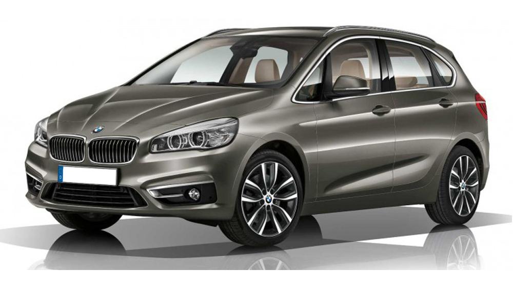 Repro podložky MDF pro vozy BMW 2er