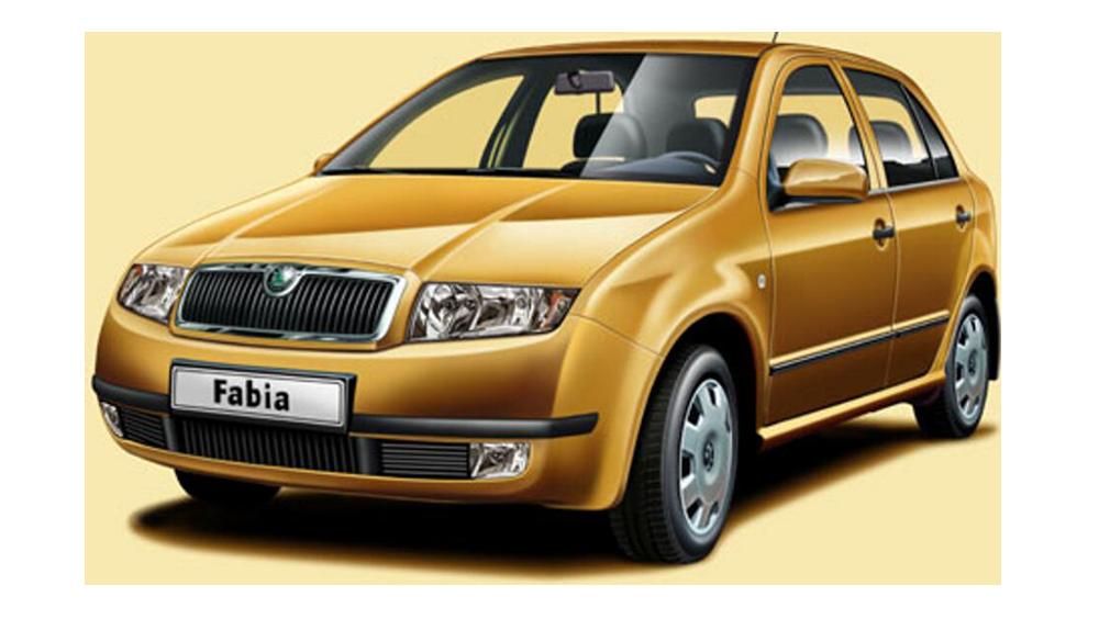 Autorádia pro vozy Škoda Fabia 1