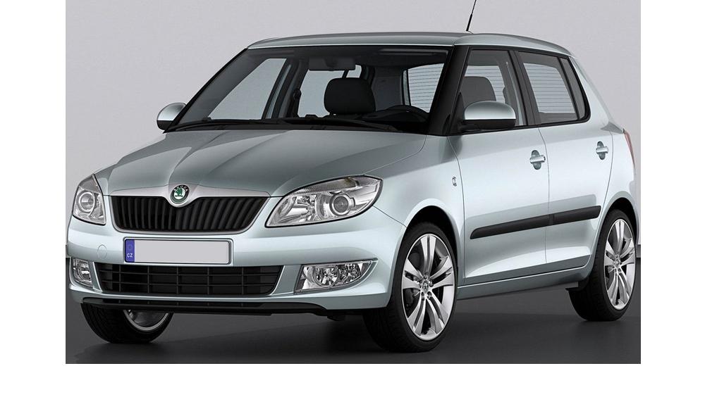 Autorádia pro vozy Škoda Fabia 2