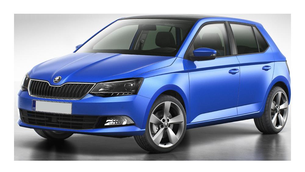 Autorádia pro vozy Škoda Fabia 3