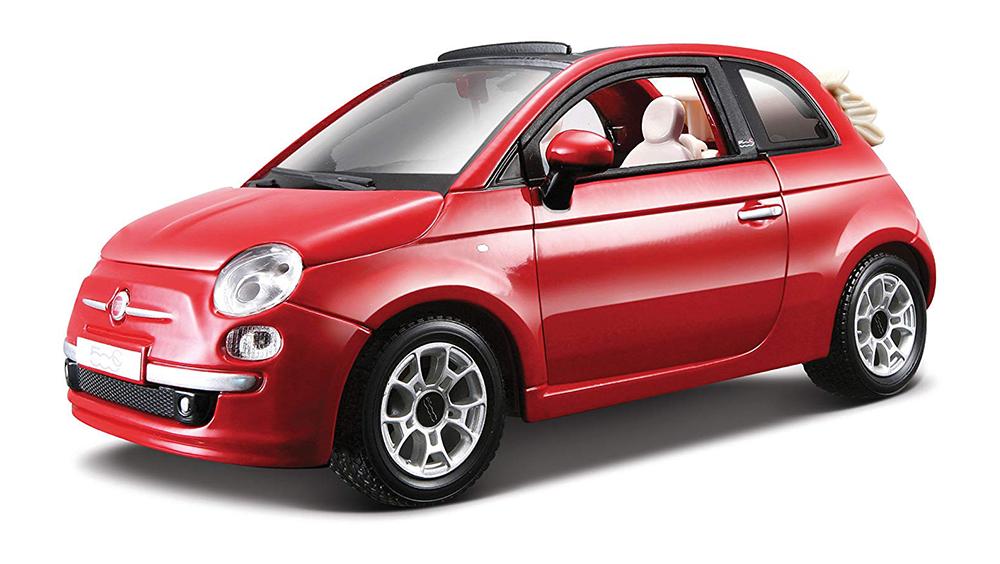 Adaptéry pro ovládání na volantu Fiat 500