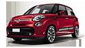 Redukční rámečky k autorádiím pro Fiat 500L