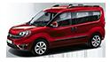 Redukční rámečky k autorádiím pro Fiat Doblo