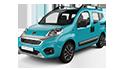 Mdf podložky pod reproduktory do Fiat Fiorino