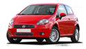 Repro podložky MDF pro vozy Fiat Grande Punto