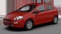 Redukční rámečky k autorádiím pro Fiat Grande Punto