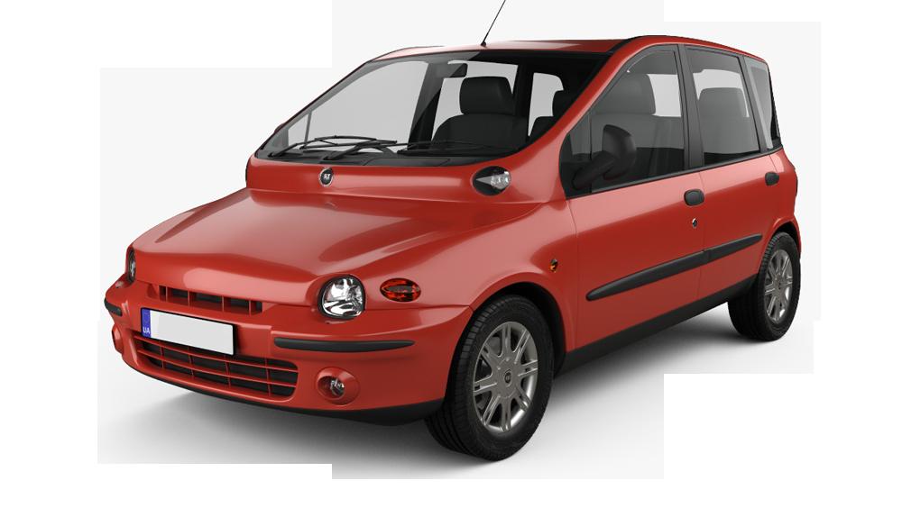 Repro podložky MDF pro vozy Fiat Multipla