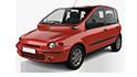 Redukční rámečky k autorádiím pro Fiat Multipla