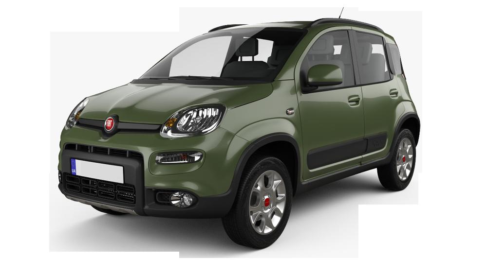 Adaptéry pro ovládání na volantu Fiat Panda