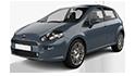 Redukční rámečky k autorádiím pro Fiat Punto