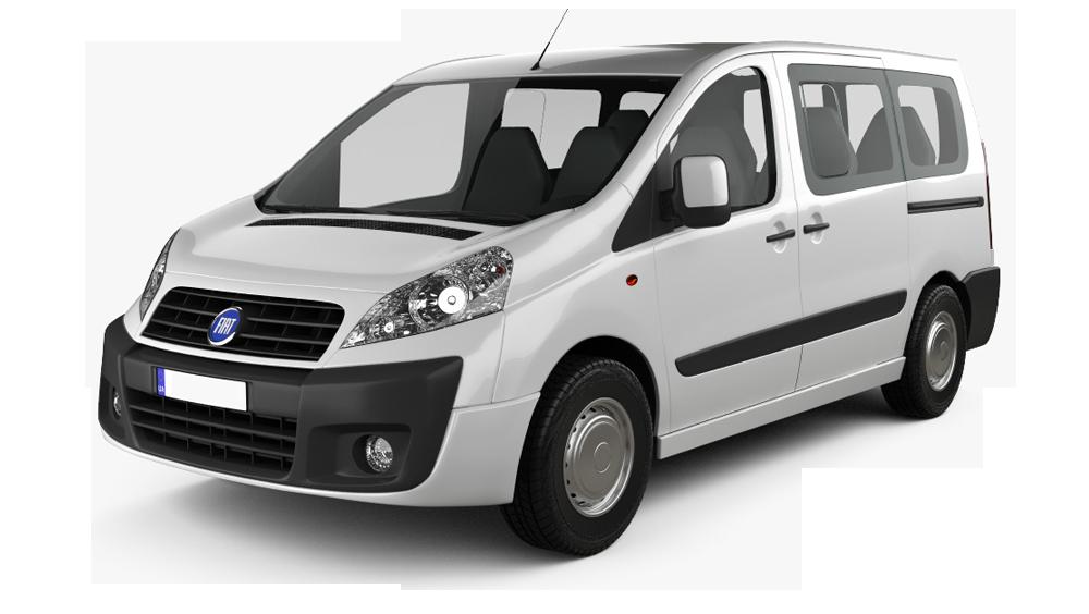 Repro podložky MDF pro vozy Fiat Scudo