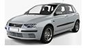 Redukční rámečky k autorádiím pro Fiat Stilo