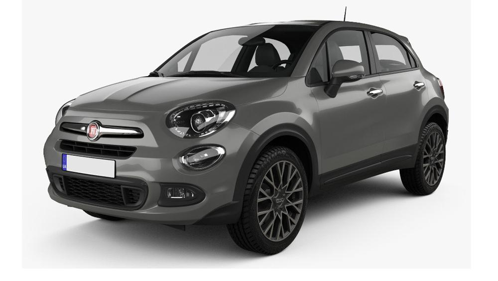 Redukční rámečky pro vozy Fiat 500X