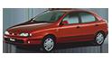 Redukční rámečky k autorádiím pro Fiat Brava