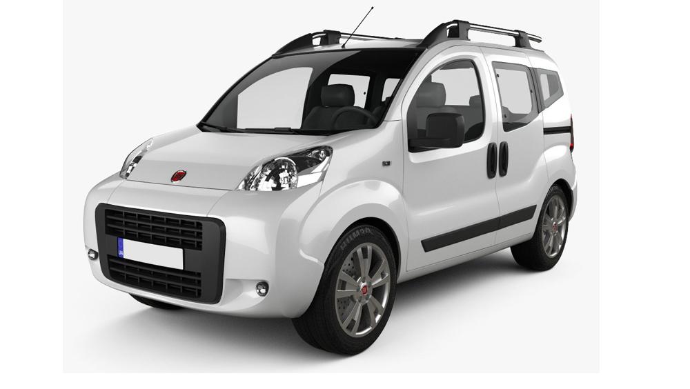 Redukční rámečky k autorádiím pro Fiat Fiorino-Qubo