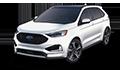 Redukční rámečky k autorádiím pro Ford Edge