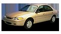 Redukční rámečky k autorádiím pro Ford Escort