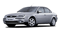 REPRODUKTORY DO FORD MONDEO MK3 (2000-2007)