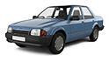 Mdf podložky pod reproduktory do Ford Orion
