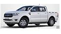 Redukční rámečky k autorádiím pro Ford Ranger
