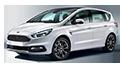 Redukční rámečky k autorádiím pro Ford S-max