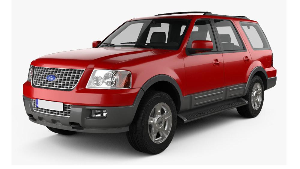 Redukční rámečky k autorádiím pro Ford Expedition