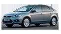 Redukční rámečky k autorádiím pro Ford Focus II