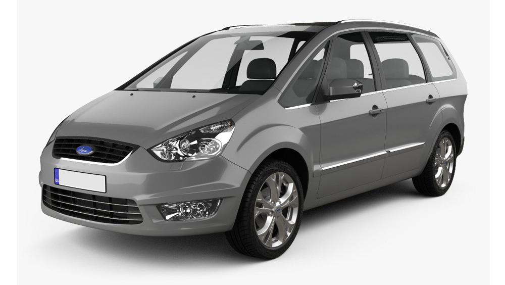 Redukční rámečky k autorádiím pro Ford Galaxy II