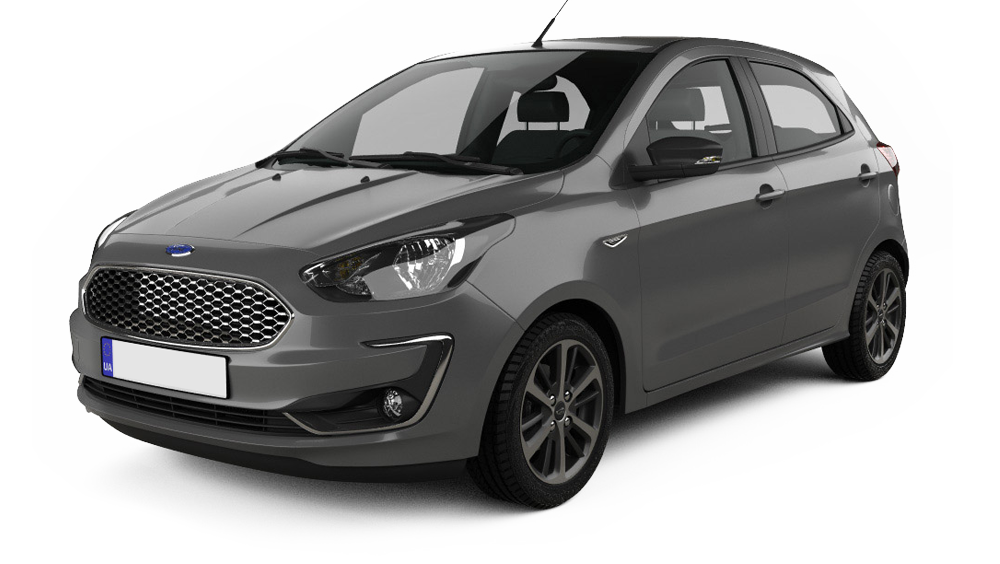 Redukční rámečky k autorádiím pro Ford Ka II